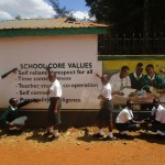 The Water Project : 2-kenya4683-school-motto