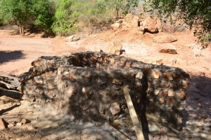 The Water Project:  Well Lining