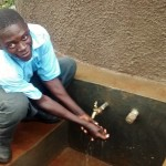 The Water Project: Ebukanga Secondary School -  Clean Water