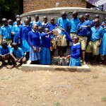 The Water Project: Eregi Mixed Primary School -  Clean Water