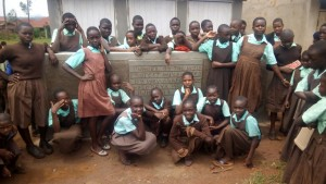 The Water Project : 21-kenya4659-finished-latrines