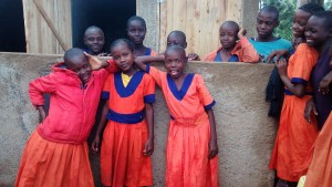 The Water Project : 21-kenya4674-finished-latrines