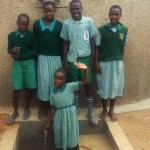 The Water Project: Eshilakwe Primary School -  Clean Water