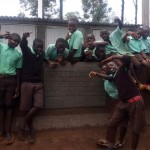 The Water Project : 22-kenya4659-finished-latrines