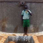 The Water Project: Emukangu Primary School -  Clean Water