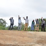 The Water Project: Ngaa Community -  Finished Sand Dam