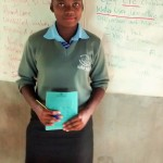 The Water Project: Ebukanga Secondary School -  Faith Khamonyi Ctc Chair Student