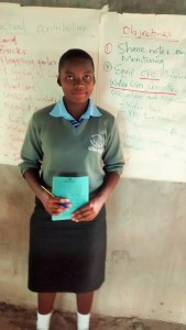 The Water Project:  Faith Khamonyi Ctc Chair Student