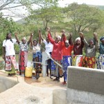 The Water Project: Ilinge Community A -  Dedication