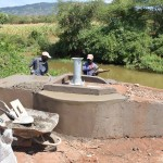 The Water Project : 3-kenya4785-well-construction