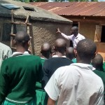 The Water Project: Emurembe Primary School -  Tank Management