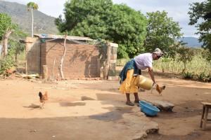 The Water Project : 4-kenya4769-josephine-kiilu-household