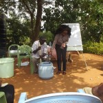 The Water Project: Kaani Community E -  Training