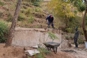 The Water Project : 4-kenya4778-well-construction