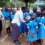 The Water Project: Eregi Mixed Primary School -  Training