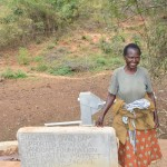 See the Impact of Clean Water - A  Year Later: Kiluta Well Project