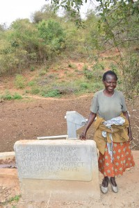 A Year Later: Kiluta Well Project