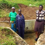See the Impact of Clean Water - A Year Later: Alphonce Mukoshi Spring