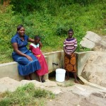 See the Impact of Clean Water - A Year Later: Emusioma Spring