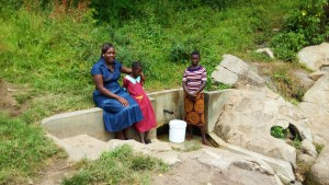 A Year Later: Emusioma Spring