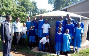 A Year Later: St. Theresa's Musaa Primary School