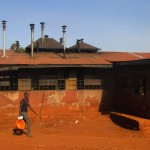 The Water Project: Lelmokwo Boys' Secondary School -  School Grounds