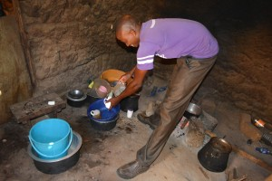 The Water Project:  Mwaluko Household