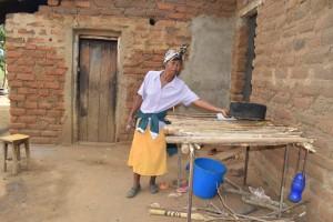 The Water Project : 5-kenya4769-josephine-kiilu-household