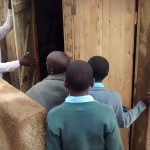 The Water Project: Ebukanga Secondary School -  Latrine Management Training