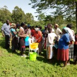 The Water Project: Bukhakunga Community -  Training