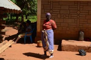 The Water Project:  Monica Mwikali