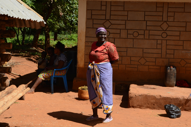 The Water Project : 6-kenya4768-monica-mwikali