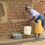 The Water Project: Muselele Community -  Josephine Kiilu Household