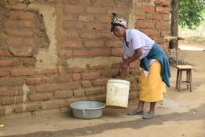 The Water Project : 6-kenya4769-josephine-kiilu-household