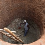 The Water Project: Nzung'u Community C -  Excavation