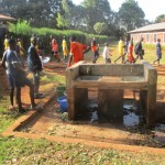 The Water Project: Lelmokwo Boys' Secondary School -  Taps