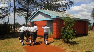 The Water Project : 7-kenya4683-latrines