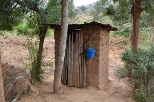The Water Project:  Rose Paul Latrine And Tippy Tap