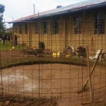 The Water Project: Musudzu Primary School -  Tank Foundation