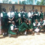 The Water Project: Ibinzo Girls Secondary School -  Training Participants