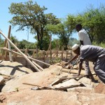 The Water Project : 8-kenya4765-construction