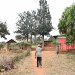 The Water Project: Ilinge Community B -  Janet Mbatha Household