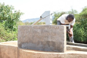 The Water Project : 8-kenya4785-clean-water