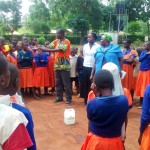 The Water Project : 9-kenya4674-solar-disinfection-demonstration
