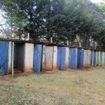 The Water Project: Lelmokwo Boys' Secondary School -  Latrines