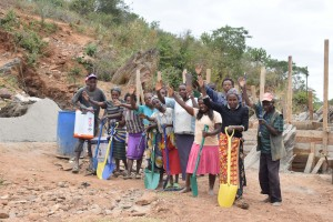 The Water Project:  Tool Distribution