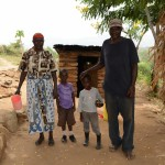 The Water Project: Kithuluni Community A -  Household