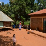 The Water Project: Kathama Community -  Mwikali Household