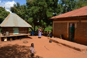 The Water Project:  Mwikali Household