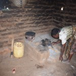 The Water Project: Muselele Community -  Annah Muia Kitchen